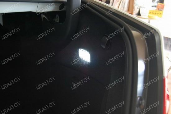 Mercedes C350 LED Interior 03
