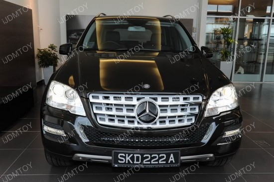 Mercedes ML LED DRL 02