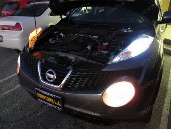 Nissan Juke LED Parking Lights 3