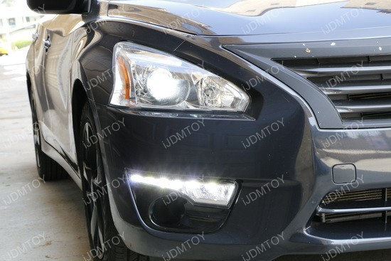 2012 Nissan Murano Led Daytime Running Lights