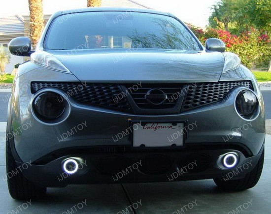 Nissan Juke LED halo fog 01