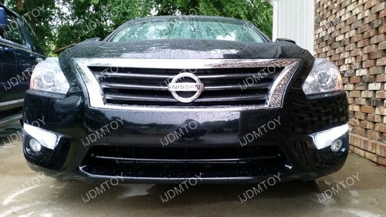 Nissan Altima Switchback LED DRL 01