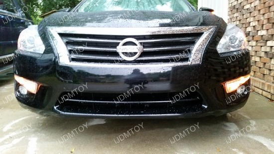 Nissan Altima Switchback LED DRL 02