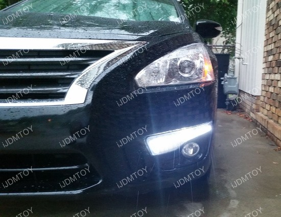 Nissan Altima Switchback LED DRL 03