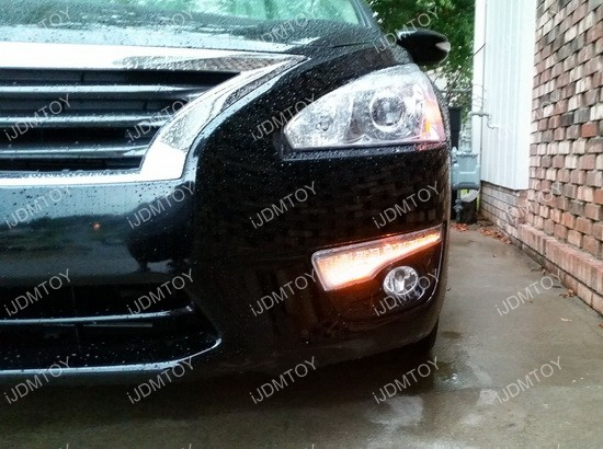 Nissan Altima Switchback LED DRL 04