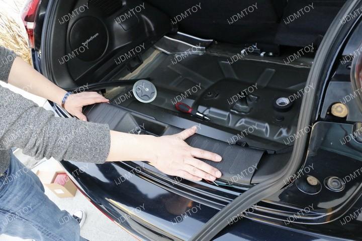 2013-2017 Nissan Juke Nismo LED Rear Brake Fog Light Install