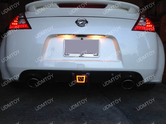 Nissan LED Rear Fog Light 01