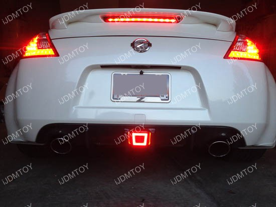 Nissan LED Rear Fog Light 02
