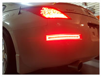 Nissan 350Z LED Tail | Brake | Reverse | Turn Signal Lights