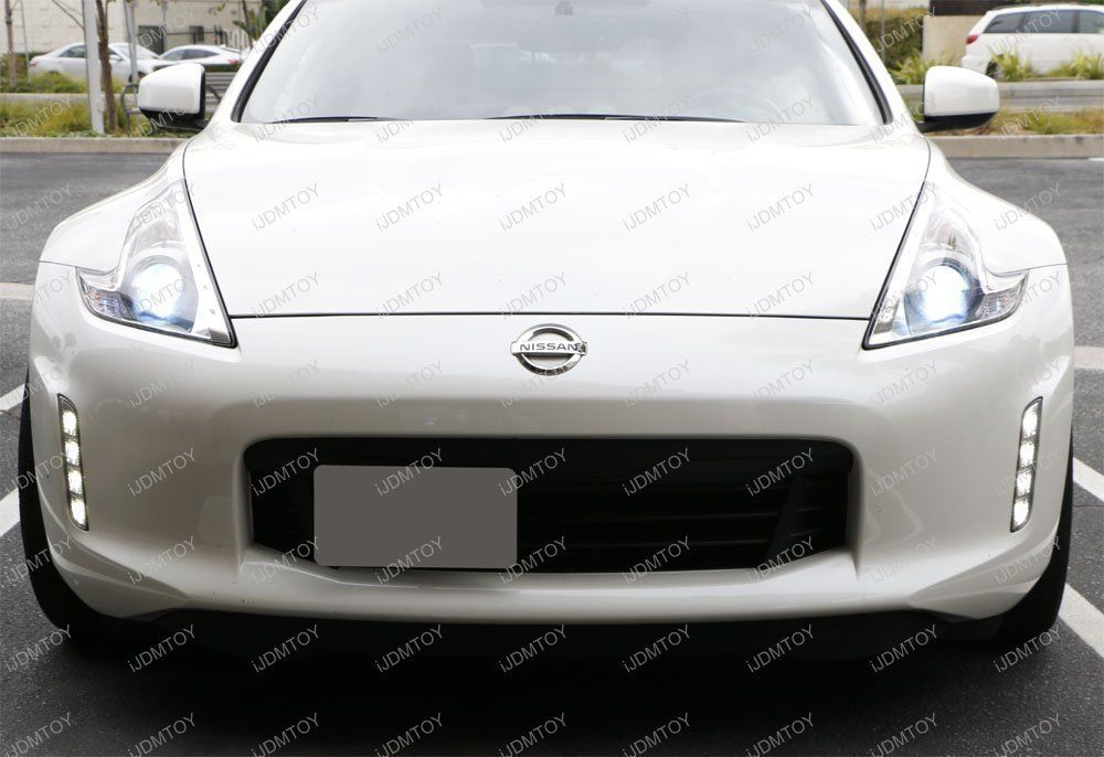 iJDMTOY No Drill Tow Hook License Plate Adapter - Nissan 370Z Forum