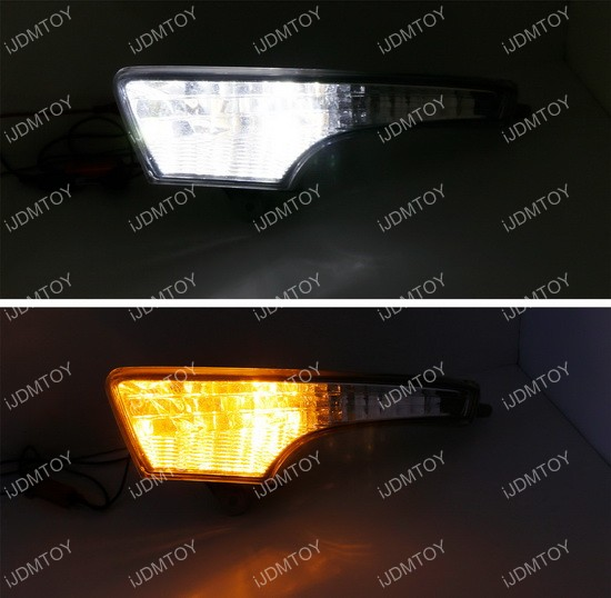 Nissan Altima LED Daytime Running Light 09