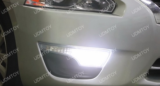 Nissan Altima LED Daytime Running Light 11