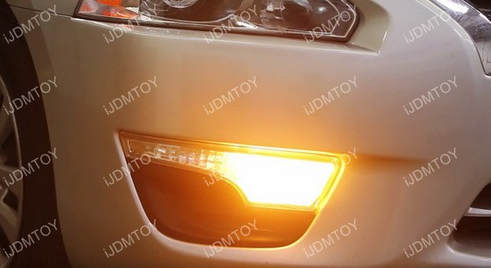 Nissan Altima LED Daytime Running Light 12