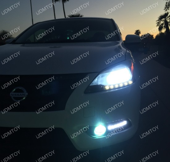 Nissan Sentra SV LED Fog Lights