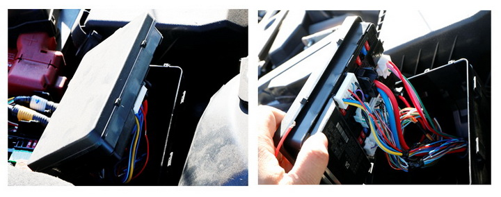 Install Nissan Altima LED DRL 04