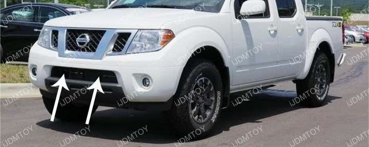 Install Nissan Frontier LED Light Bar