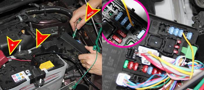 Install Nissan Sentra LED DRL 05