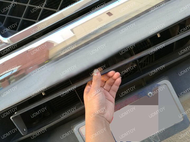 Install Titan LED Light Bar