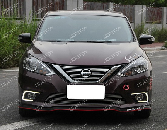 Nissan Sentra LED Daytime Running Light 01