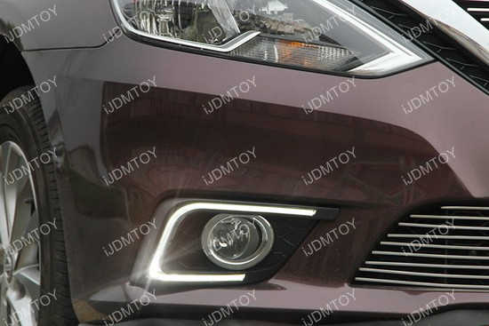 Nissan Sentra LED Daytime Running Light 05