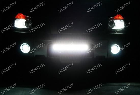 Nissan Titan LED Light Bar