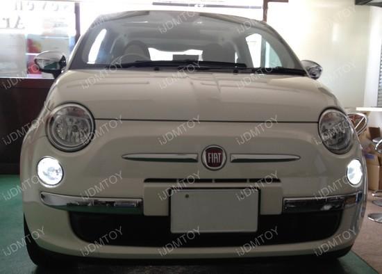 Fiat 500 LED DRL 02
