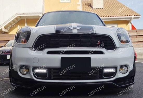 MINI Cooper Countryman LED DRL 02
