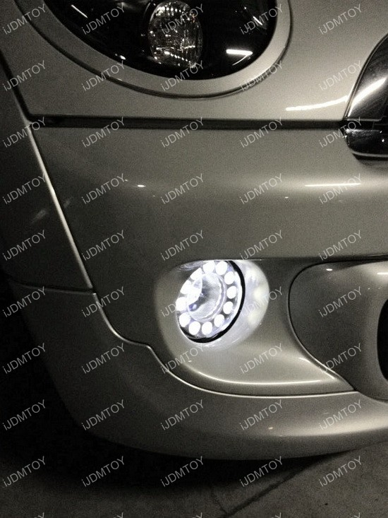 MINI Cooper LED DRL Halo 02