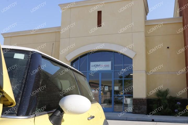 MINI Cooper LED Headlight 01