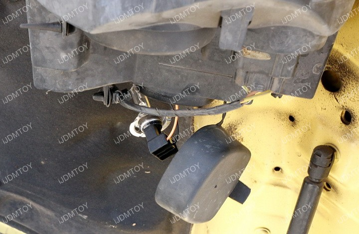 MINI Cooper LED Headlight 04