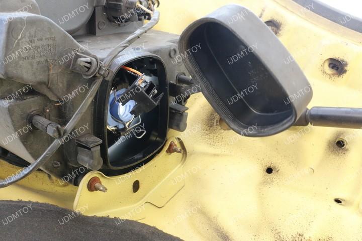 MINI Cooper LED Headlight 07