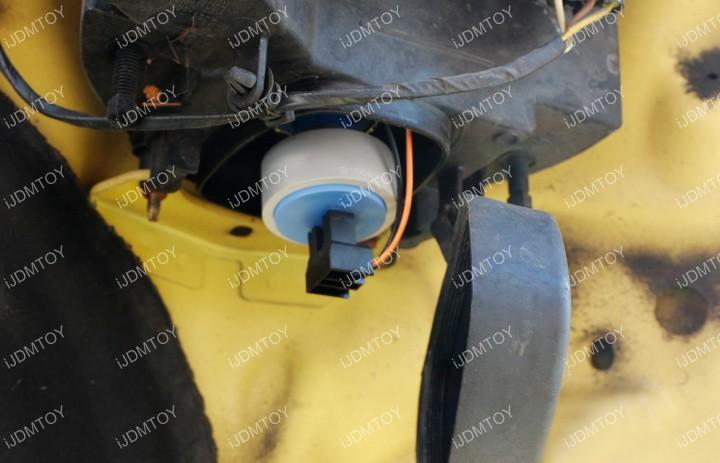 MINI Cooper LED Headlight 08