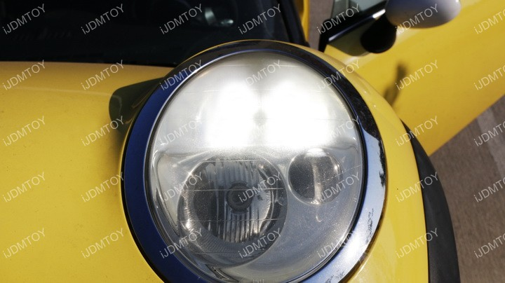 MINI Cooper LED Headlight 10