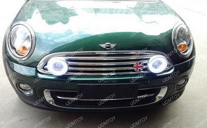 Mini Cooper Led Rally Lights 07