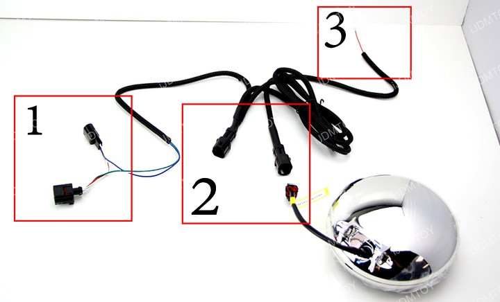 How To Install Led Daytime Running Lamps Rally Lights On