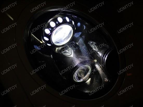 MINI Cooper Projector Ironman 02