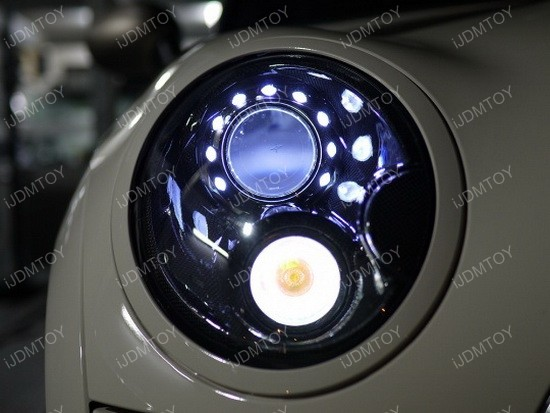 MINI Cooper Projector Ironman 05