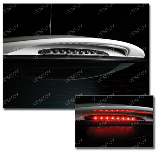 Mini Cooper 3rd Brake Light 01