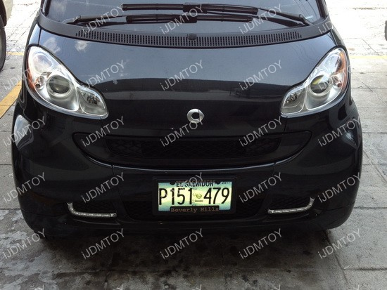 Smart Fortwo LED DRL 01