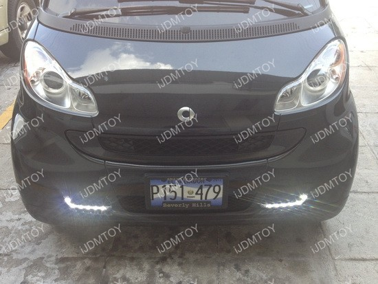 Smart Fortwo LED DRL 02