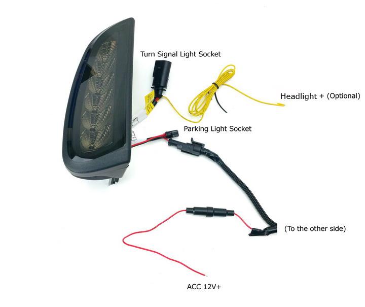 Porsche Cayenne LED DRL 03