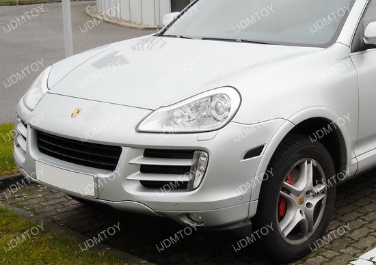 Porsche Cayenne LED Side Marker 01