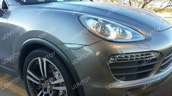 Porsche Cayenne LED Sidemarker Lights 08