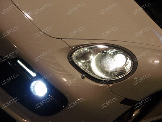 Porsche Cayman H11 LED Fog Light Bulbs 2