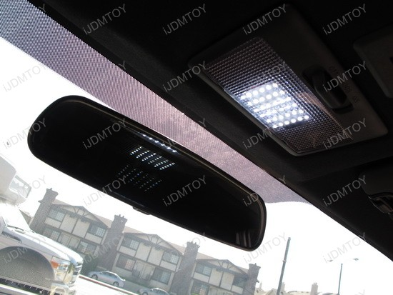 Scion FR-S LED Interior Lights 3