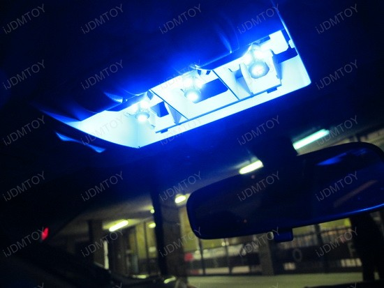 Scion tC LED Interior 1