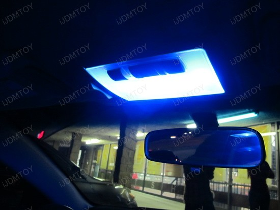 Scion tC LED Interior 2