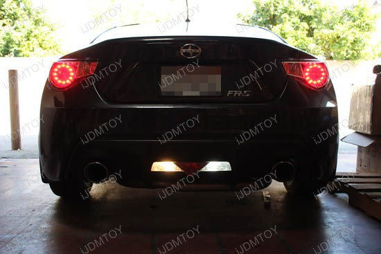 Scion FR-S 25W CREE LED Backup Lights 1