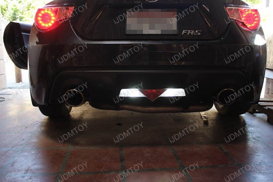 Scion FR-S 25W CREE LED Backup Lights 2