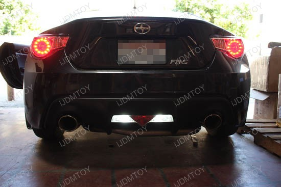 Scion FR-S 25W CREE LED Backup Lights 3